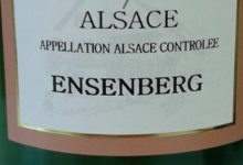 Domaine Meyer Alphonse Et Fils. Riesling Ensenberg