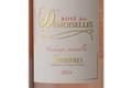 Cellier Des Demoiselles. Rosé des Demoiselles