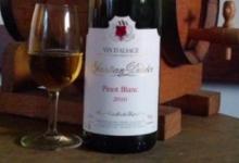 Christian Dolder. Pinot blanc
