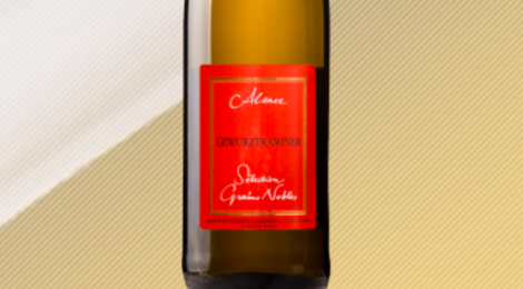 Maison Pettermann. Gewurztraminer Sélection Grains Nobles