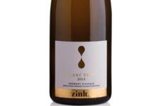 Maison Zink. Crémant d'Alsace blanc brut