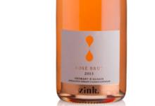 Maison Zink. Crémant d'Alsace rosé brut