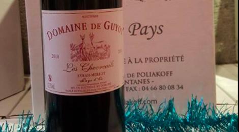 Domaine De Guyot. Cuvée des chevreuils