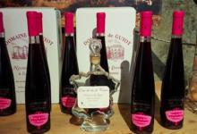 Domaine De Guyot. Nectar de cassis à l'ancienne
