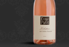 Domaine Rose et Paul. Malepère rosé
