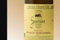 Riesling Grand Cru Wineck-Schlossberg
