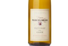 Domaine Marcel Deiss. Muscat d'Alsace