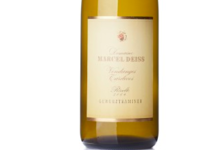 Domaine Marcel Deiss. Gewurztraminer Vendanges Tardives