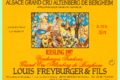 Riesling Vendanges Tardives Grand Cru Altenberg de Bergheim