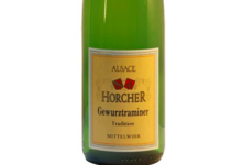 Vins d'Alsace Domaine Horcher. Gewurztraminer Tradition