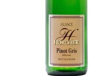 Vins d'Alsace Domaine Horcher. Pinot gris Sélection