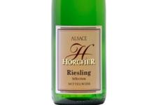 Vins d'Alsace Domaine Horcher. Riesling Sélection