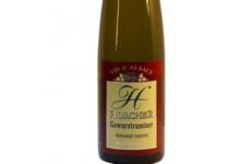 Vins d'Alsace Domaine Horcher. Gewurztraminer Vendanges Tardives