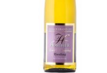 Vins d'Alsace Domaine Horcher. Riesling Grand Cru Kaefferkopf