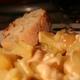 Pommes de terre coiffées au Munster AOP Haxaire
