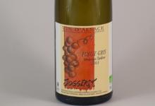 Joggerst Et Fils. Pinot gris vendanges tardives