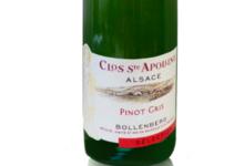 Domaine Du Bollenberg. Pinot Gris Sélection bio
