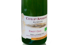 Domaine Du Bollenberg. Pinot Gris Tradition Bio
