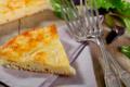 Fromages Claire Halleux. La tarte Maroilles