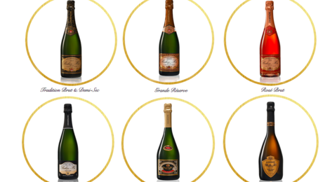 Champagne Bahin-Hû. Chmpagne tradition brut