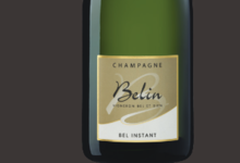 Champagne Belin. Bel instant