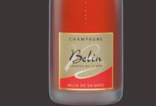 Champagne Belin. Belle de Saignée