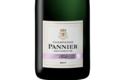 Champagne Pannier. Brut rosé