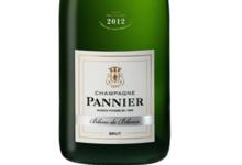 Champagne Pannier. Blanc de blancs Millésimé