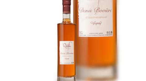 Champagne Denis Bovière. Ratafia de Champagne