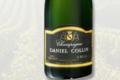 Champagne Daniel Collin. Demi sec, la gourmande