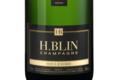 Champagne H Blin. Millésimé