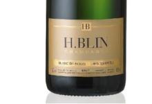 Champagne H Blin. Blanc de noirs