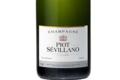Champagne Piot-Sevillano. Brut tradition