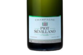 Champagne Piot-Sevillano. Extra Brut tradition