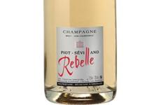 Champagne Piot-Sevillano. Blanc de blancs Rebelle