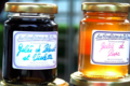 Les Confitures de Ma Douce. gelée de bleuet et violette