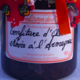 Les Confitures de Ma Douce. confiture d'olive noire à l'armagnac