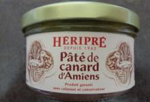 Héripré. Pâté de canard d'Amiens