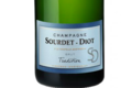 Champagne Sourdet Diot. Brut tradition