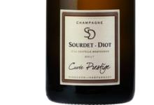 Champagne Sourdet Diot. Cuvée Prestige