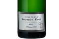 Champagne Sourdet Diot. Millesime 2012