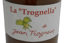 """Jean Trogneux. Pâte à tartiner """"Trognella"""""""