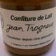 Jean Trogneux. confiture de lait