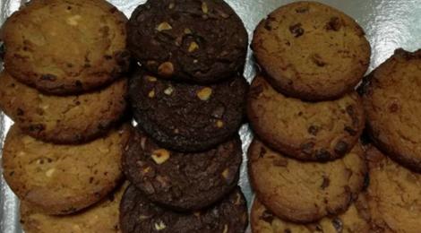 Boulangerie Pâtisserie Mercier. cookies