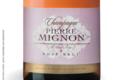 Champagne Pierre Mignon. Brut rosé