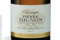 Champagne Pierre Mignon. Blanc de noirs