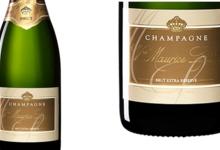Champagne Veuve Maurice Lepitre. Brut extra réserve