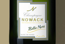 Champagne Nowack. Champagne brut Belle note