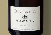 Champagne Nowack. Ratafia
