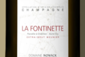 Champagne Nowack. La Fontinette Extra-Brut
